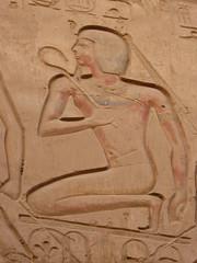 Ramesses II Kneeling, Karnak (Aidan McRae Thomson) Tags: karnak temple luxor egypt ancient egyptian relief carving
