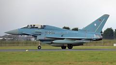 30+54 EF2000 TYPHOON JG73 GERMAN AF (MANX NORTON) Tags: gaf airbus a310 a400 phantom c160 transall ef2000 eurofighter tornado german air force raf coningsby