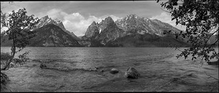 Wyoming, Grand Teton, Jackson Lake,