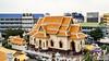 @Wat Traimit temple (Lцdо\/іс) Tags: wat traimit temple bangkok thailande thailand thailandia thai lцdоіс voyage architecture asia asian asie asiatique vacance vacation city citytrip house traditionnal buddha buddhisme