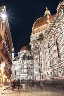 Scorcio di Piazza del Duomo - Firenze (Italy)