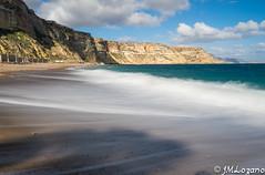 SOL, NUBES Y OLAS (josmanmelilla) Tags: melilla mar agua azul cielo nubes españa larga exposición pwmelilla flickphotowalk pwdmelilla pwdemelilla sony