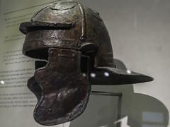"""Legionnaire's Helmet - II (Egisto Sani) Tags: gerusalemme museodiisraele """"esercito romano"""" """"impero """"legioni romani"""" """"legionari """"roman legionnaires"""" army"""" empire"""" legion"""" israel israele jerusalem """"israel museum"""" """"museo d'israele"""" imj 7191342"""