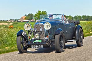 Lagonda 2-LITRE Supercharged Tourer 1931 (1243)