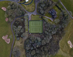 #37 Anyone for Tennis?? (Timster1973 - thanks for the 15 million views!) Tags: mavic drone uav quadcopter dji mavicprodrone djimavicpro fly up uphigh droneflying tim knifton timster1973 timknifton explore exploration perspective lookdown lookingdown color colour sports tennis court tenniscourt sport composition