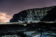 Rockforms, 2018 (Sly Panda) Tags: sly panda astro sony a7rii landscape southerndown south wales uk photographer tripod long expo love 30sec f56 phottherapy full frame zeiss jena 24mm wide