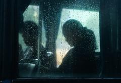 """Bajo la lluvia encontre tu retrato...""-(2018) (Angelo G.I.O.) Tags: sony colors streets streetphotography streetsofbangkok bangkok thailand asia rain silhouette window lights naturalight people urbanscenery road composition"