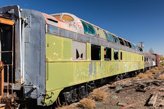 Royal Gorge train graveyard (emeksv) Tags: abndoned flickr sell type cañoncity colorado unitedstates us
