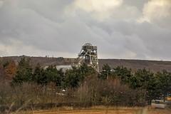 _5D17818_MOD2 (jacobdeuchar.co.uk) Tags: jacobdeuchar colliery collieries thoresby edwinstowe nottingham nottinghamshire mansfield bygone lines railway oldrailway oldindustry