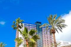 Tenerife - Paraiso - (dreams of the earth) Tags: tenerife paraiso hard rock hotel lezard espagne mer sea nature bleu palmier
