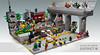A slice of life in District 18 (Brixnspace) Tags: lego moc speederbike contest district18 district 18 diorama dio scene