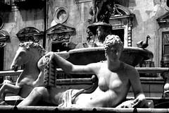 Particolare Fontana Pretoria - Palermo (dona(bluesea)) Tags: fontanapretoria palermo sicilia sicily