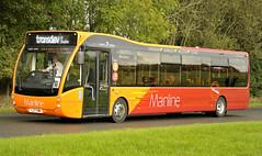 YJ17FWM Transdev Burnley 249 (martin 65) Tags: transport transdev travel 17917 public optare versa vehicle buses bus burnley showbus donnington leicestershire