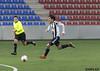 Carrera de Javi (Dawlad Ast) Tags: real oviedo vetusta union popular up langreo estadio ganzabal asturias españa futbol soccer tercera division partido filial javi mier