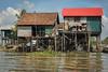 Tonle Sap Houses. (david newbegin) Tags: tonlesap tonlesaplake floatinghouses cambodia siemreap fishermen mekongriver