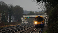 378142 Penge West 20/01/2018 (Flash_3939) Tags: 378142 class378 capitalstar emu electricmultipleunit londonoverground lo pengeeast pne station london rail railway train uk january 2018