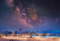 Denver Heavens (Darren White Photography) Tags: nightphotography milkyway denver colorado astrophotography darrenwhitephotography sigma 24105 sigma24105artlens
