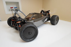 20180126_HBRacingD413_001 (khyzersoze) Tags: hot bodies hb racing 110 rc 4x4 4wd buggy offroad d413 exotek proline typer
