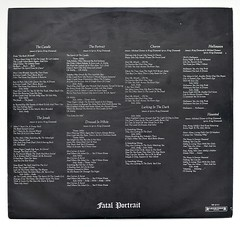A0420 KING DIAMOND Fatal Portrait (vinylmeister) Tags: heavymetal thrashmetal deathmetal blackmetal vinylrecords vinyl schallplatte disque gramophone album