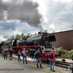 Dampflokomotive 35 1097-1 ex Deutsche Reichsbahn thumbnail
