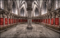 Lichfield Cathedral 9 (Darwinsgift) Tags: lichfield cathedral interior hdr laowa 12mm zero d f28 nikon d850