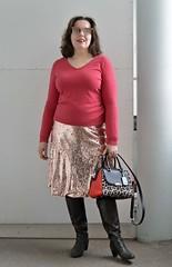 Understated Glam (Elegance Revisited) Tags: festive sequins cashmere 40blogger