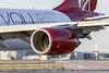 Virgin Atlantic  G-VNAP 13-2-2018 (Enda Burke) Tags: gvnap avgeek canon canon7dmk2 trent egcc manchesterairport manchester man manc manairport manchesterrunwayvisitorpark manchestercity virgin virginatlantic vir engine engines rollsroyce rollsroycetrent departure a340 a340600 airbusa340600 runway ringway