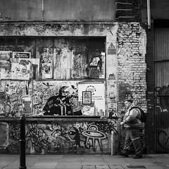 Brick Lane (Metropan) Tags: 120film film london mediumformat rolleiflext blackwhite fomapan400 street