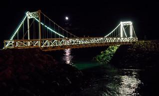 Le petit pont de la Malbaie