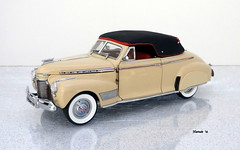 1941 Chevrolet Special De Luxe Convertible Coupe (JCarnutz) Tags: 124scale diecast danburymint 1941 chevrolet specialdeluxe