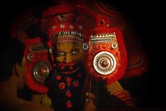 DEMIGODS OF MALABAR (GOPAN G. NAIR [ GOPS Photography ]) Tags: gopsorg gops gopsphotography gopangnair gopan photography theyyam malabar kerala muthappan demigod ritual dance hindu india