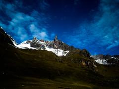 Salkantay Mountain (SalkantayTrekMachu) Tags: travel travelphotography treking travels travelpic trek trekkinginperu traveling photography photograpyisart salkantay salkantaycuscofiesta