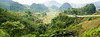 On the road from Ha Giang to Meo Vac (monsieur ours) Tags: vietnam landsape paysage mountain montagne north nord panorama couleur color northernloop