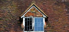 Tiled roof (Snapshooter46) Tags: monksrisborough tiledroof dormerwindow cottage architecture buckinghamshire
