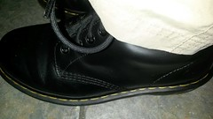 20170312_165222 (rugby#9) Tags: drmartens boots icon size 7 eyelets doc docs doctormarten martens air wair airwair bouncing soles original hole 8 lace boot docmartens dms cushion sole yellow stitching yellowstitching dr comfort cushioned wear feet dm 8hole black indoor shoe footwear