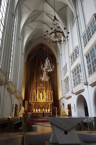Wien, Auginstinerkirche (1340)