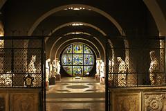 Stargate (*Sefora*) Tags: spiritofphotography sharingart siena toscana statue colourvisions color stainedglass italy sefora9530
