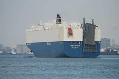 Liberty Passion (jelpics) Tags: carcarrier roro libertypassion cargoship merchantship boat boston bostonharbor bostonma harbor massachusetts ocean port ship sea vessel