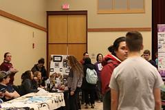 Spring 2018 Involvement Fair (UWW University Housing) Tags: uww uwwhitewater uwwcampus involvement involvementfair springsemester winter universityofwisconsinwhitewater