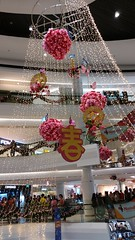 Chinese New Year Decoration (Tampines Shopping Mall) Singapore (SunnyGo) Tags: cny chinesenewyear sale shopping goodies food decoration tampines mall singapore floral flowers spring festival