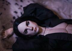 good night ^^ (lukoshka) Tags: dollshecraft dollshe saint balljointeddoll bjd bjdphoto dolls dollphoto dollphotography