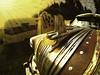 Sunrise Chief (Steve Walser) Tags: car cars pontiac trailer trailers traveltrailers camping rv summer sunrise morning