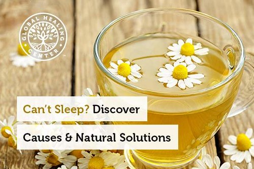 Can't Sleep? Discover Causes & Natural Solutions