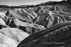 Badlands at Zabriskie Point, Death Valley National Park (PhotoDG) Tags: badlands zabriskiepoint deathvalley nationalpark park nature nevada california usa desert deathvalleynationalpark