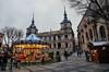 Navidad en Toledo (Mariano Alvaro) Tags: nochebuena diciembre frio ayuntamiento de toledo tiovivo atraccion luces gente plaza