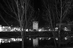 Notturno a Firenze (barbaracoccigatti55) Tags: firenze notturno lungarno riflessi