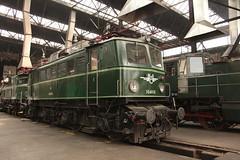 1040.01 (yann.train) Tags: strasshof eisenbahn matérielpréservé musée museum vienne électrique eisenbahnmuseum locomotive autriche wien 104001 1040 01