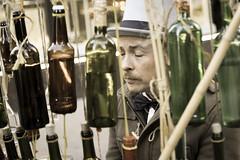 Bottle musician (Ramireziblog) Tags: bottle musician fles muzikant music muziek street straat canon 6d