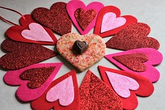 """Sweet Hearts"" (Sarah_ES) Tags: 7dwf crazytuesday hearts craft cookie chocolate sweet"