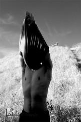 Ryan (Levi Smith Photography) Tags: shirt chest shirtless armpit body shadow contrast black white blackandwhite guy hot men mens man fashion muscle abs